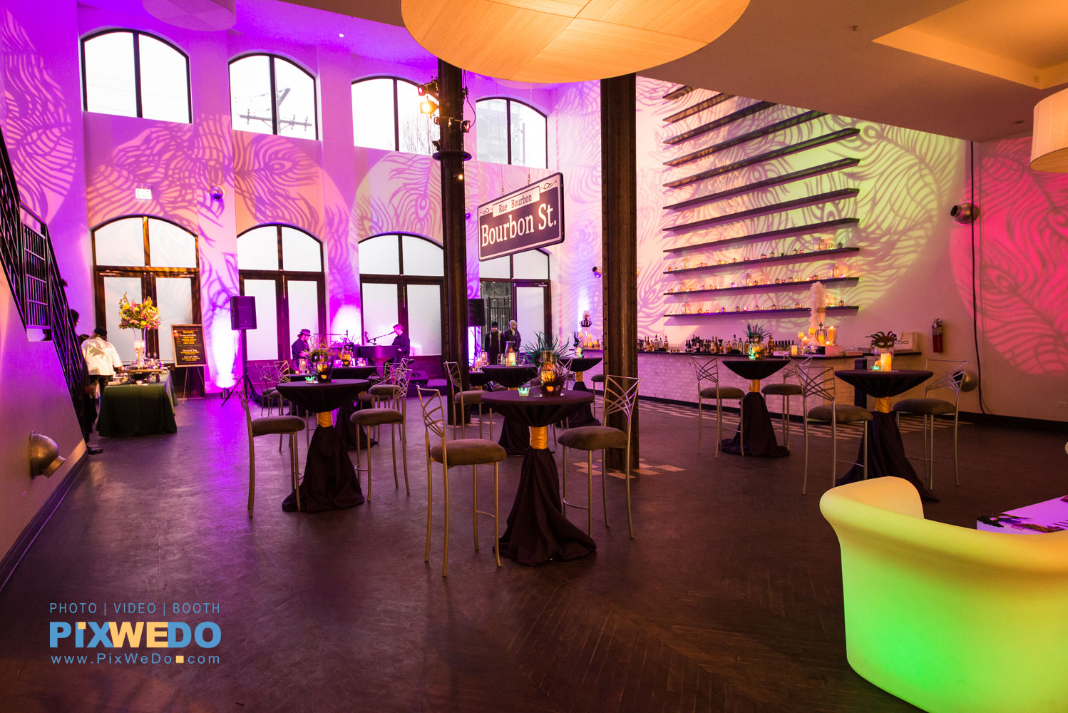 19e event venue, foodforthought Chicago