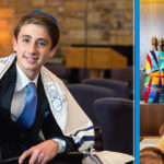 Picture of Bar Mitzvah boy