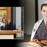 Custom Bar MItzvah pages album design Hiighland Park and North shore suburbs