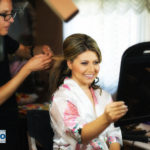 Bride Getting ready picture