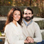 Engagement photo session Lincoln Park zoo chicago