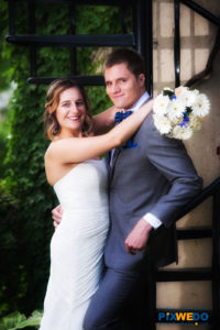 Bride and Groom at The Grove Glenview