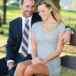 Engagement photo session Lincoln Park chicago