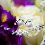 wedding details closeup