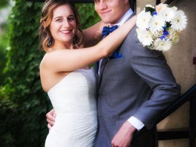 The Grove Wedding. Marina and Chris